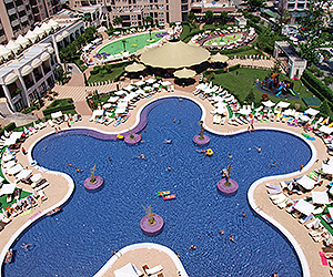 Sunny Beach Accommodation - Barcelo Royal Beach Hotel and Residence - Sunway.ie