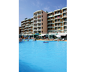 Stay at the Delfin Hotel, Sunny Beach with Sunway