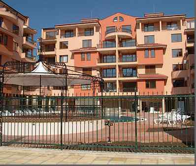 Efir Apartments holiday and late deals to Sunny Beach, Bulgaria
