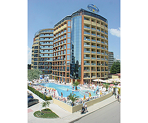 Stay at the Smartline Meridian Hotel, Sunny Beach with Sunway