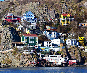 Stay at the Eastern Newfoundland Getaway, St Johns with Sunway