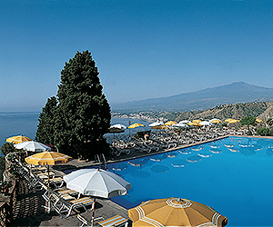 Stay at the Villa Diodoro Hotel, Taormina with Sunway