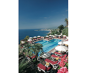 Stay at the Monte Tauro Hotel, Taormina with Sunway