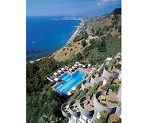 Book the Monte Tauro Hotel, Taormina - Sunway.ie