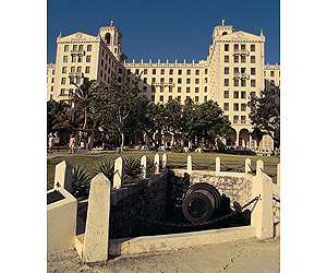 Stay at the Nacional de Cuba Hotel, Havana with Sunway