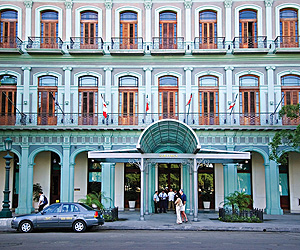 Stay at the Saratoga Hotel, Havana with Sunway