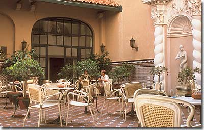 Havana Accommodation - Sevilla Hotel - Sunway.ie
