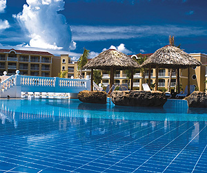 Stay at the Iberostar Laguna Azul, Varadero with Sunway