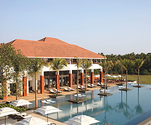 Stay at the Alila Diwa, Goa with Sunway
