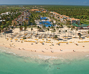 Ocean Blue Sand Beach Resort Dominican Republic
