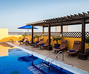 Book the Citymax Hotel Al Barsha, Dubai - Sunway.ie