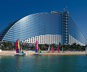 Stay at the Jumeirah Beach Hotel, Dubai with Sunway