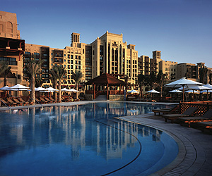 Stay at the Mina A Salam, Dubai with Sunway