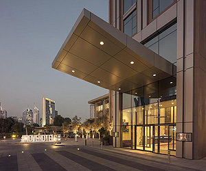 Rove Downtown Hotel, Dubai