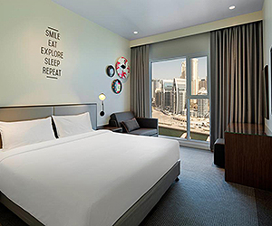 Dubai Accommodation - Rove Dubai Marina Hotel - Sunway.ie
