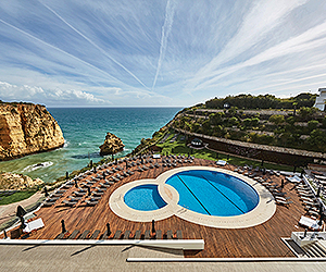 Stay at the Tivoli Carvoeiro Hotel, Carvoeiro with Sunway