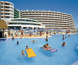 Paraiso de Albufeira Aparthotel holiday and late deals to Albufeira, Algarve, Portugal