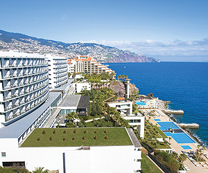 Stay at the VIDAMAR Resorts Madeira, Funchal with Sunway