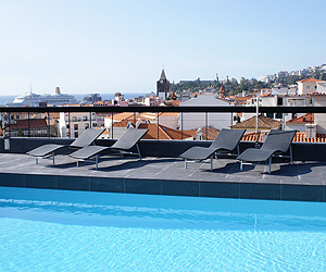 Hotel do Carmo, Funchal, Madeira with Sunway