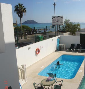 Stay At The Erika Apartments Corralejo With Sunway