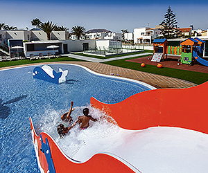 Stay at the Barcelo Corralejo Sands Hotel, Corralejo with Sunway