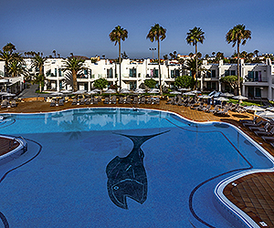 Corralejo Accommodation - Barcelo Corralejo Sands Hotel - Sunway.ie