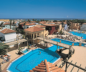 Stay at the Broncemar Beach Aparthotel, Caleta de Fuste with Sunway