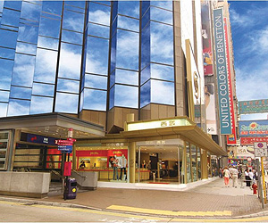 Hong Kong Accommodation - The Kowloon Hotel - Sunway.ie
