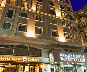 Avantgarde Collection Taksim Square Hotel, Istanbul