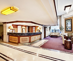 Istanbul Accommodation - Best Western Eresin Taxim Hotel - Sunway.ie