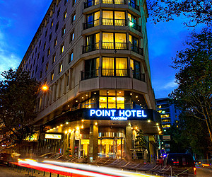 Stay at the Point Hotel Taksim, Istanbul with Sunway