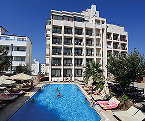 Stay at the Esat Hotel, Kusadasi with Sunway