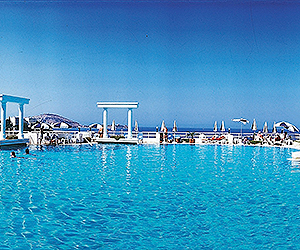 Stay at the Korumar Deluxe Hotel, Kusadasi with Sunway