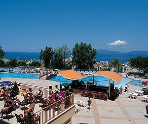 Stay at the The Sea Pearl Hotel, Kusadasi with Sunway