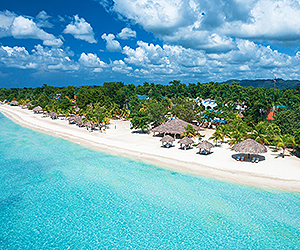 Stay at the Beaches Negril Resort & Spa, Jamaica with Sunway