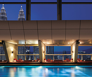 Stay at the Traders Hotel, Kuala Lumpur with Sunway
