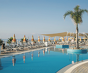 Stay at the Asterias Beach Hotel, Ayia Napa with Sunway