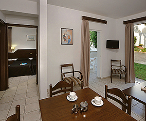 Ayia Napa Accommodation - Petrosana Hotel Apartments - Sunway.ie