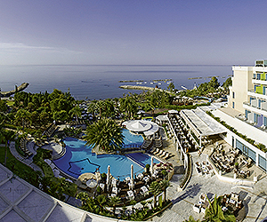 Stay at the Mediterranean Beach Hotel, Limassol with Sunway