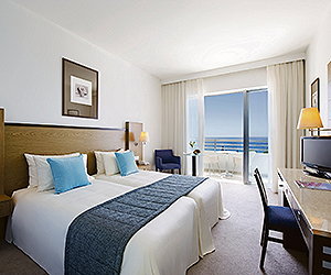 Limassol Accommodation - Mediterranean Beach Hotel - Sunway.ie