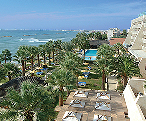 Palm Beach Hotel & Bungalows, Larnaca