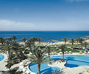 Stay at the Constantinou Bros Athena Beach Hotel, Paphos with Sunway