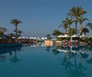 Stay at the Elysium Hotel, Paphos with Sunway