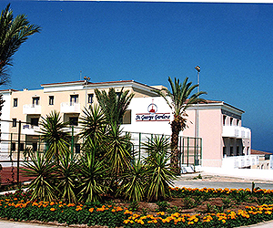 Stay at the St George Gardens Hotel Apartments & Suites, Paphos with Sunway