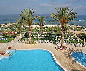 Paphos Accommodation - St George Gardens Hotel Apartments & Suites - Sunway.ie