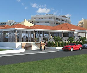 Golden Star Apartments, Protaras, Cyprus with Sunway