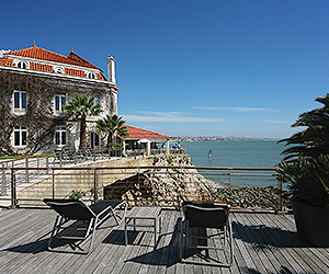 Stay At The Albatroz Hotel Cascais With Sunway