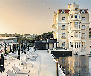 Stay at the Inglaterra Hotel, Estoril with Sunway