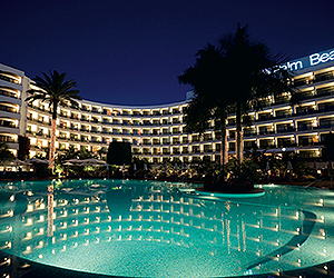 Seaside Palm Beach Hotel holiday and late deals to Maspalomas / Meloneras, Gran Canaria, Canaries
