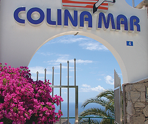 The Colina Mar Apartments Are A Widely Known Self Catering Property On Irish Market Their Imposing Position With Fantastic Views Over Town And